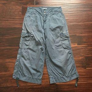 Joie Slate Blue Women Cargo Pant SZ 6